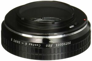 Fotodiox-Pro-Lens-Mount-Adapter-Contax-G-SLR-Lens-to-Sony-Alpha-E-Mount-Mir