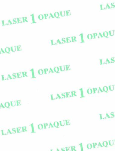 "100 Sh Laser 1 Opaque Dark Shirt Heat Press Machine Transfer Paper 8.5/""x11/"""