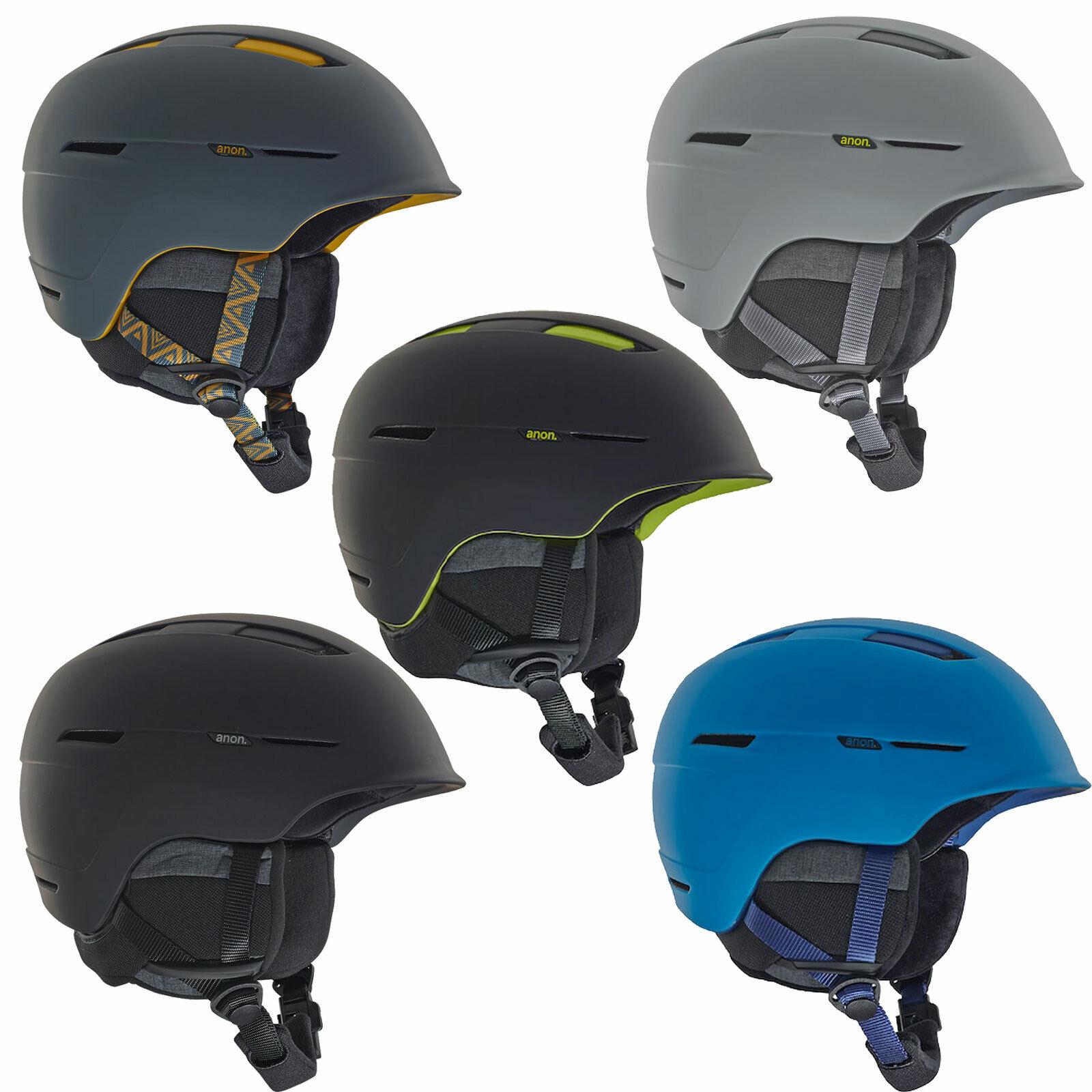 Anon Ingreen Helmet Men's Ski Snowboard Winter Sports Predection