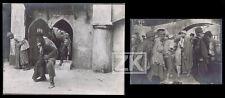 LA SULTANE DE L'AMOUR 2 Photos NALPAS Film Nice Gastyne Orient TOUSSAINT 1919
