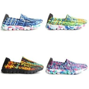 All In One London Femmes Confort Chaussures de Marche