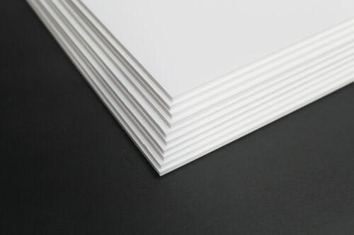 Schaum Platte Schlicht 5mm Und 5mm Selbstklebend Erhältlich IN A4 A3 A2 A1