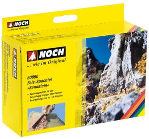 Noch-60890-Spatule-de-Roche-Braun-Gres-400-G-100-G-Neuf-Emballage-D-039-Origine