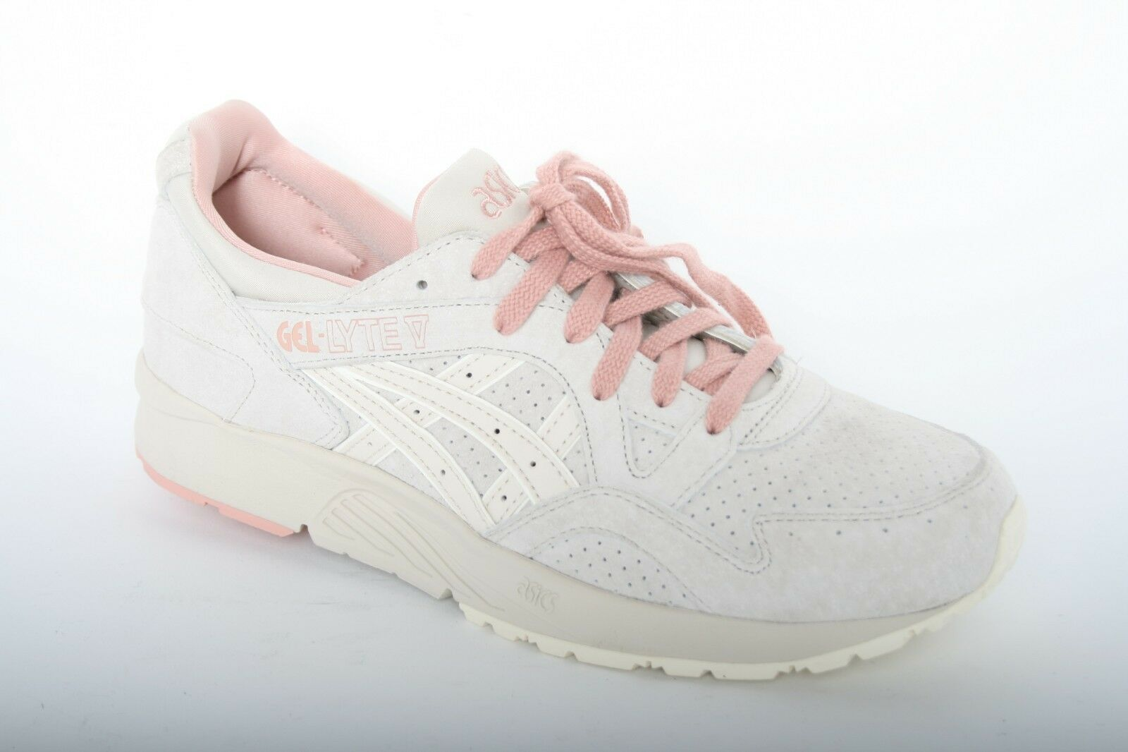 ASICS 'Gel Lyte V' Birch Suede Running shoes Sneakers Women's Sz. 10.5