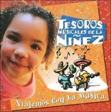 Tesoros Musicales De La Ninez 2 CD