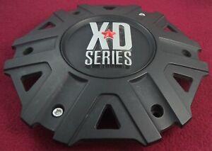KMC XD Series 1079L121 A0181 5 Lug Gloss Black Center Cap