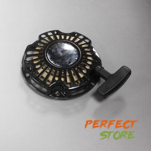 Black Recoil Pull Starter 79cc 2.5HP For Motovox MBX10 MBX11 MBX12 Mini Bikes