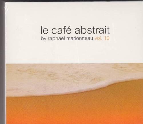 1 von 1 - Raphael Marionneau - Le Cafe Abstrait Vol. 10   (3CD-Box)     NEU/Sealed !!!