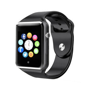 Bluetooth-Wrist-Smart-Watch-Cell-Phone-Camera-SIM-Card-For-Android-iPhone