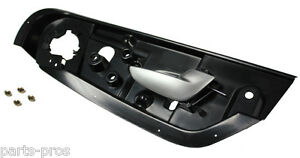 New Silver Interior Inside Door Handle Rh Front For Listed Volvo S60 V70 Xc70 Ebay