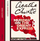 Murder On The Orient Express Unabridged by Agatha Christie (CD-Audio, 2005)