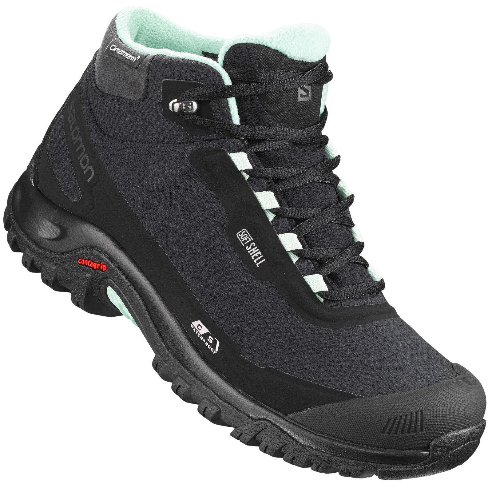 Salomon CSWP -skyddsrum vinterstövlar Kvinnor skor skor skor vattentäta skor  kreditgaranti