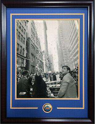 Jerry Koosman /& Tom Seaver New York Mets World Series Parade Photo Size: 8 x 10