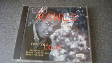Lou Rawls - For You My Love (1994)