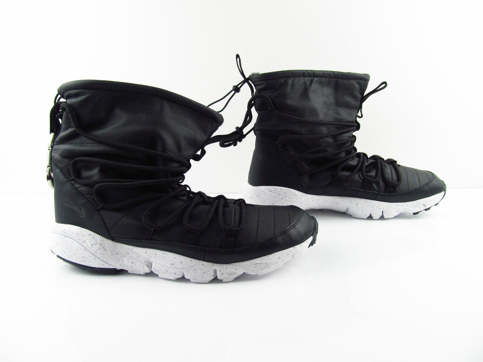 Nike Footscape Route SP Sneakerboot schwarz Anthracite NEU Nikelab 728746-001