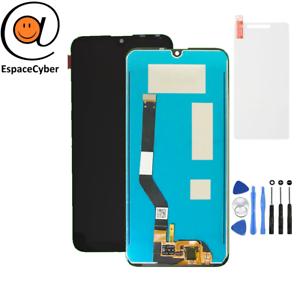 LCD-Ecran-tactile-Huawei-Y7-2019-Enjoy-9-Noir-DUB-LX1-DUB-LX3