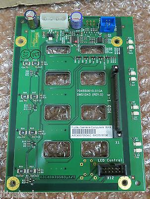 Fujitsu Siemens Primergy Tx150 S5 Sas Backplane Board A3c40070504- Aspetto Bello