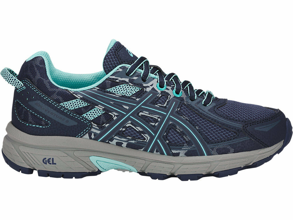 NEW RELEASE || Asics Gel Venture 6 Trail Running Shoes For Women Price reduction Price reduction New shoes for men and women, limited time discount