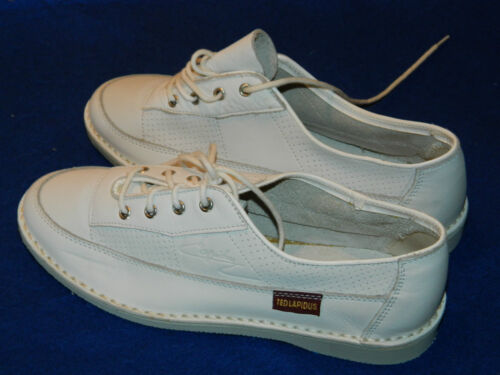 Chaussure Ted Wm Taille Lapidus 36 Modele France Depose Blanc Cuir Eur ArPAqxa