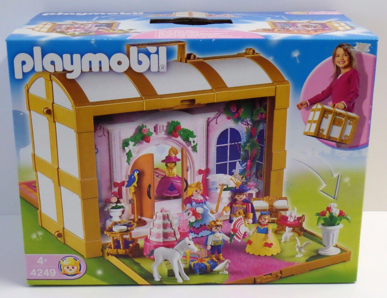Playmobil 4249 - Mein Prinzessinnenkoffer zum Mitnehmen - NEU NEW OVP