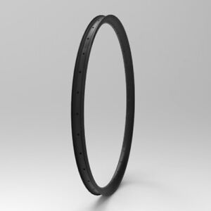 """37mm width Carbon 27.5/"""" MTB Mountain Clincher Rim Hooked Tubeless 1PCS"""