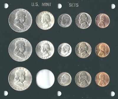 2016 Mint Set Original Plastic 26 Brilliant Uncirculated US Coins BU