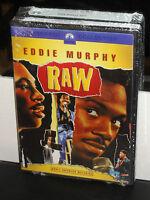 Eddie Murphy - Raw (dvd) Robert Townsend, Uncensored, Uncut, Brand