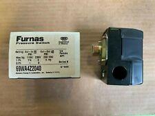 Furnas 69wa4z2040 Pressure Switch 20 Psi Cut In 40 Psi Cut Out