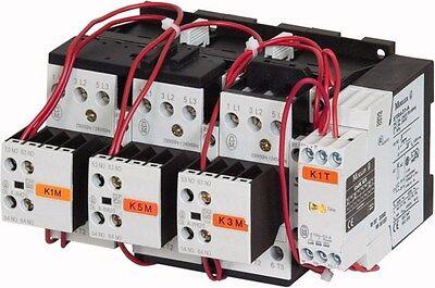 Moeller Stern-Dreieck Schütz Kombination SDAINLM45  22KW 230V//AC//50Hz NEU,OVP