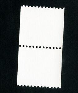 USA TIMBRES Nº 1059 très fine Blanc Imprimé Paire Original Gum jamais à charnière