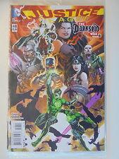 DC Justice League The Darkside War Part 8 Nr. 48 USA Zustand 1