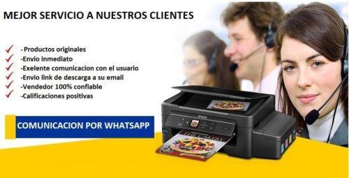Reset Epson Ecotank ET2700 ET2750 Reset ink pads counter 100/%Unlimited 1Pc key
