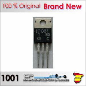 1-Unite-H1061-TO-220-Transistor-Npn-100-Original-Brand-Nouveau