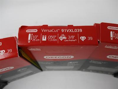 "3 Three 10"" 91VXL039G Oregon Chainsaw Chain 3//8"" Pitch 39 Drive Link Pole Saw"