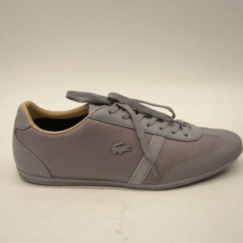 Con Lacci 5 10 Grigio Uomo Cam Casual Sneakers 1 Chiaro 217 Lacoste Mokara z7xa8qww