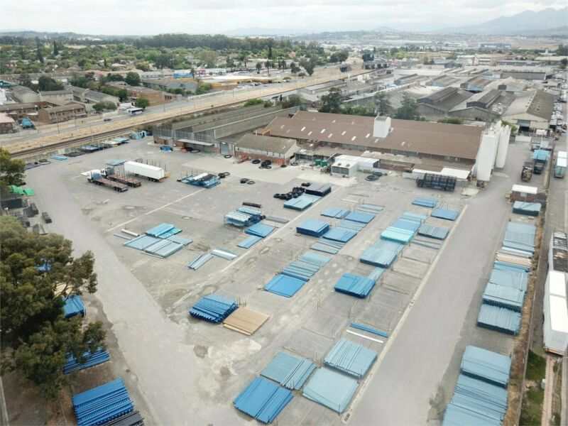1000 sqm Secure Yard For Lease In Bellville