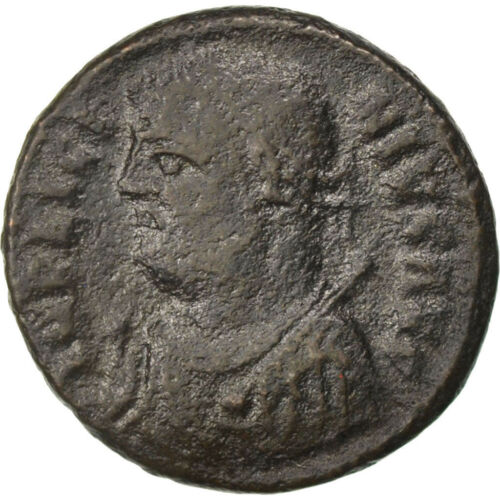#65404 Licinius I, Nummus, Kyzikos, VF3035, Copper, Cohen #119, 2.50