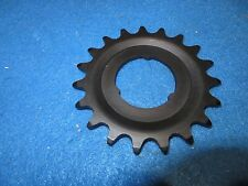 Vintage Shimano Bicycle 3-speed Hub Rear 19 Tooth Sprocket in Black - NOS