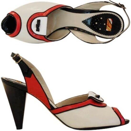 Paul smith sandalo triColor nodino, nodino, nodino, sandal triColor knot  autorización