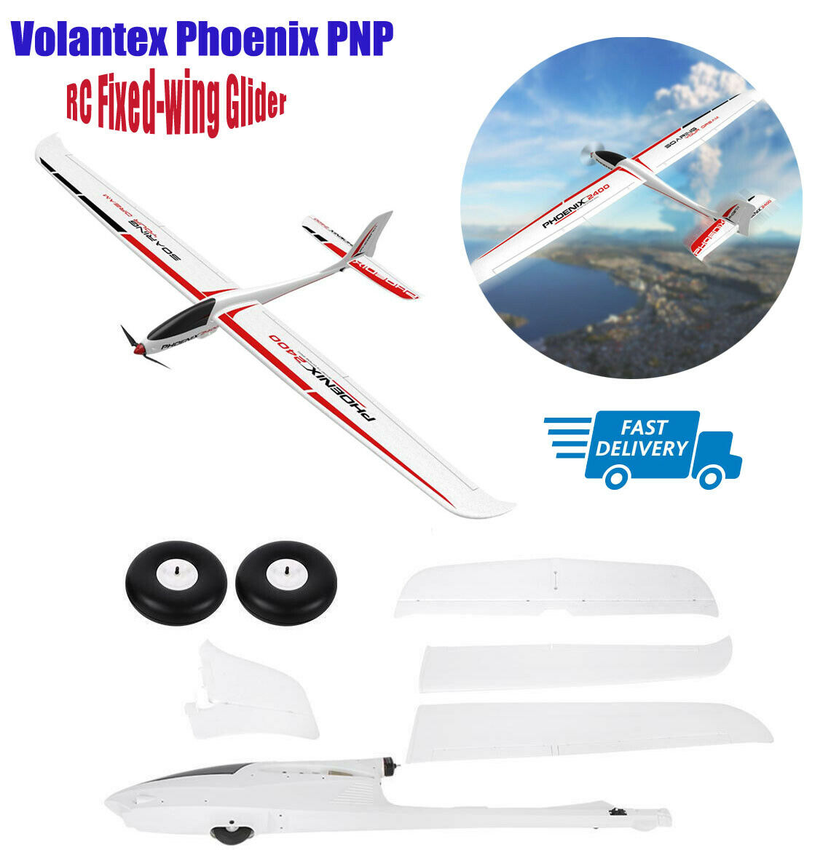 Volantex Phoenix 2400mm Wingspan Fixed-wing Glider EPP PNP  RC Drone Aircraft  lo  grande sconto