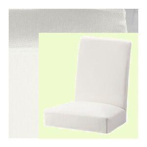 Amazing Details About Ikea Henriksdal Dining Chair Cover Grasbo White New Multishpgdiscnt Piquegrasbo Evergreenethics Interior Chair Design Evergreenethicsorg