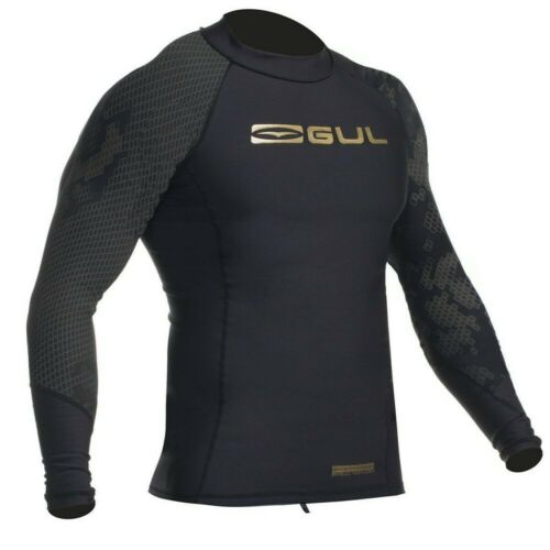 Mens Gul Viper Recore FL Thermal Long Sleeve Rashvest