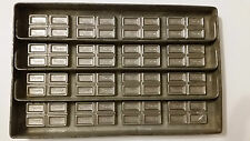RARE De Baronie Chocolate mold mould Bonbons Antique Vintage
