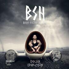 BASS SULTAN HENGZT - ENDLICH ERWACHSEN (VINYL EDITION/2LP+CD)  NEU
