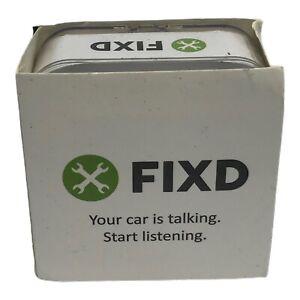 FIXD OBD-II Active Car Health Monitor - 2nd Generation