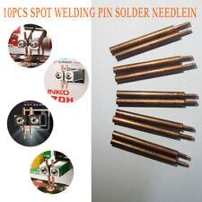 10pcs Spot Welding Pin Spot Welder Solder Needles For Sunkko 709a D 788h 737g
