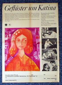 DDR-Poster-Sussurro-a-Katina-Cukic-Samardzik-A2-Film-Poster-K-1283