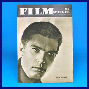 GDR-Filmspiegel-25-1961-by-the-15-12-Stefan-Lisewski-Jurgen-Frohriep-Defa