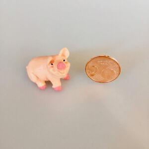 Practical Cochon Assis La Petit Cochon Porte-bonheur Vintage Classic Schleich 10971 610016 Buy One Get One Free Action Figures Toys & Hobbies