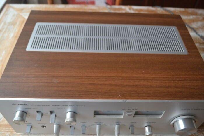 Forstærker, Toshiba, CA-710